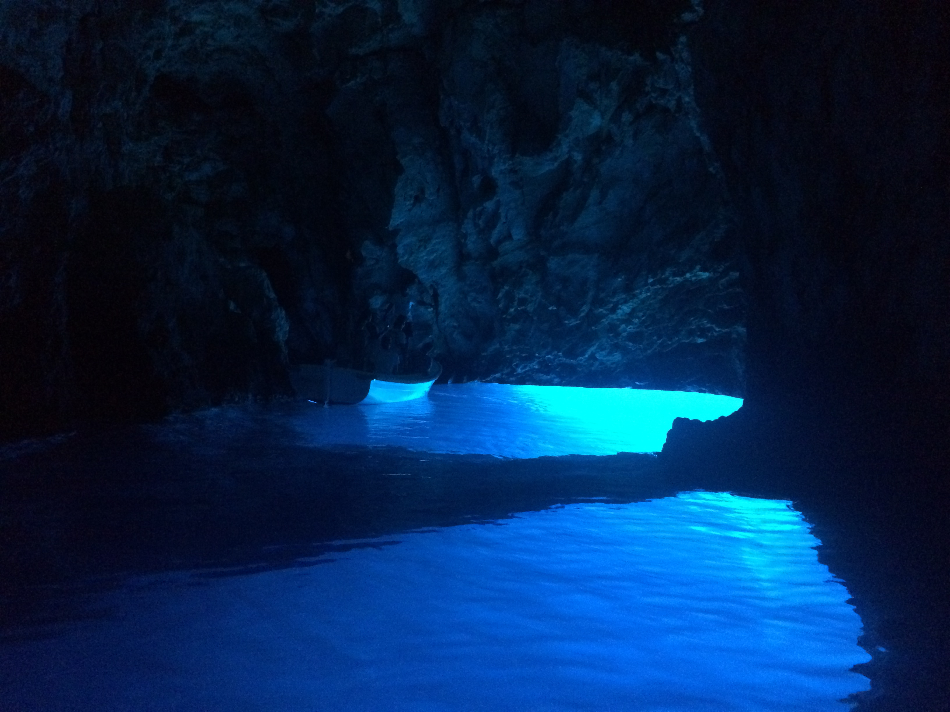 Blue Cave image
